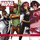 img - for 2018 Women of Marvel Wall Calendar (Day Dream) book / textbook / text book