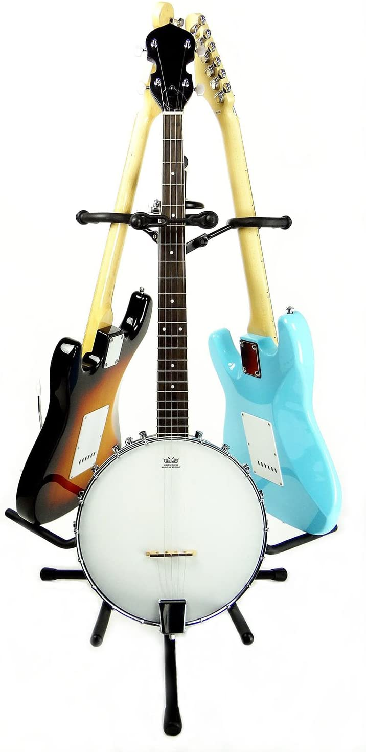 Gearlux Triple Guitar Stand
