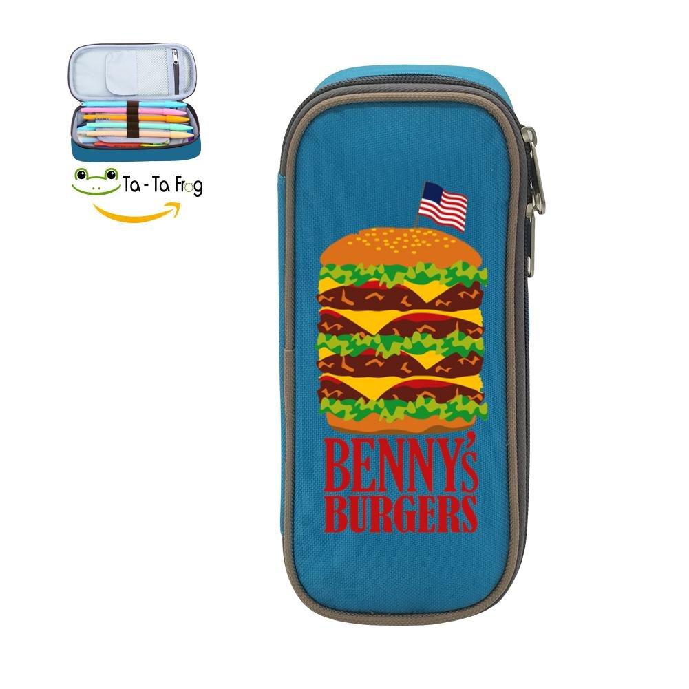 Amazon.com: Niños Benny hamburguesas impresión 3d estuche ...