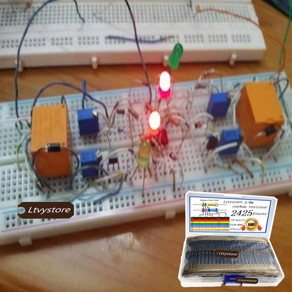 Resistance Resistor 8r2 8,2ohm 1//4w 5/% Coal lot of 25 pieces
