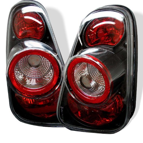 - Spyder Auto Mini Cooper Black Altezza Tail Light