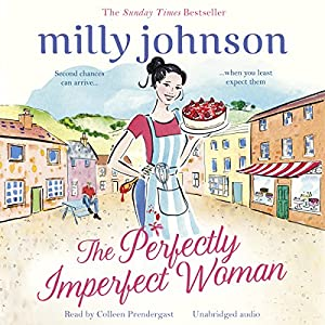The Perfectly Imperfect Woman Audiobook