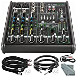 Mackie PROFX4V2 4-Channel Compact Mixer with Built-in Effects and...