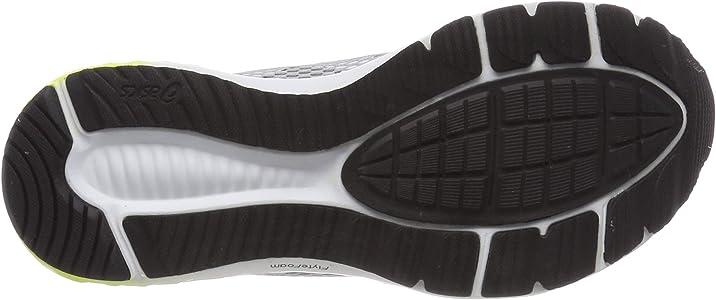 Asics Roadhawk FF 2, Zapatillas de Running para Mujer, Multicolor (Mid Grey/White 021), 37 EU: Amazon.es: Zapatos y complementos