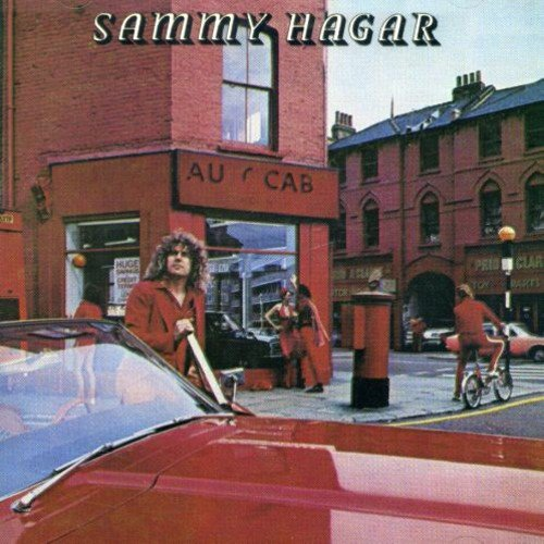(Sammy Hagar -  Red)