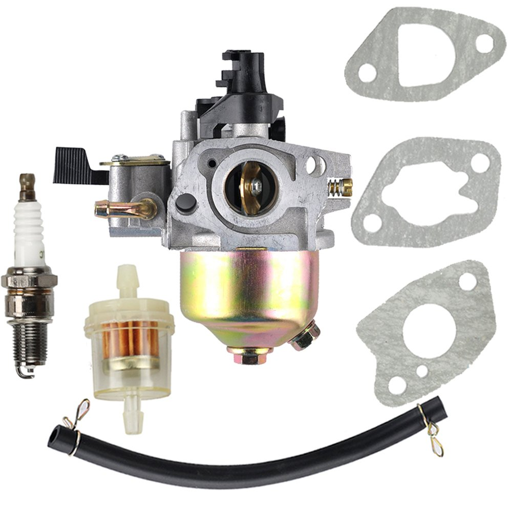 Amazon.com : HIPA Carburetor with Fuel Filter for Honda HRB215 HRC215  HRM195 HRM215 Lawn Mower : Garden & Outdoor