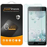 [2-Pack] HTC U Ultra Tempered Glass Screen Protector, Supershieldz Anti-Scratch, Anti-Fingerprint, Bubble Free, Lifetime Replacement Warranty