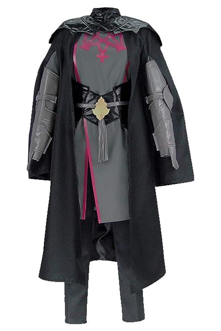 MingoTor Fire Emblem: Three Houses Male Byleth Disfraz Traje ...