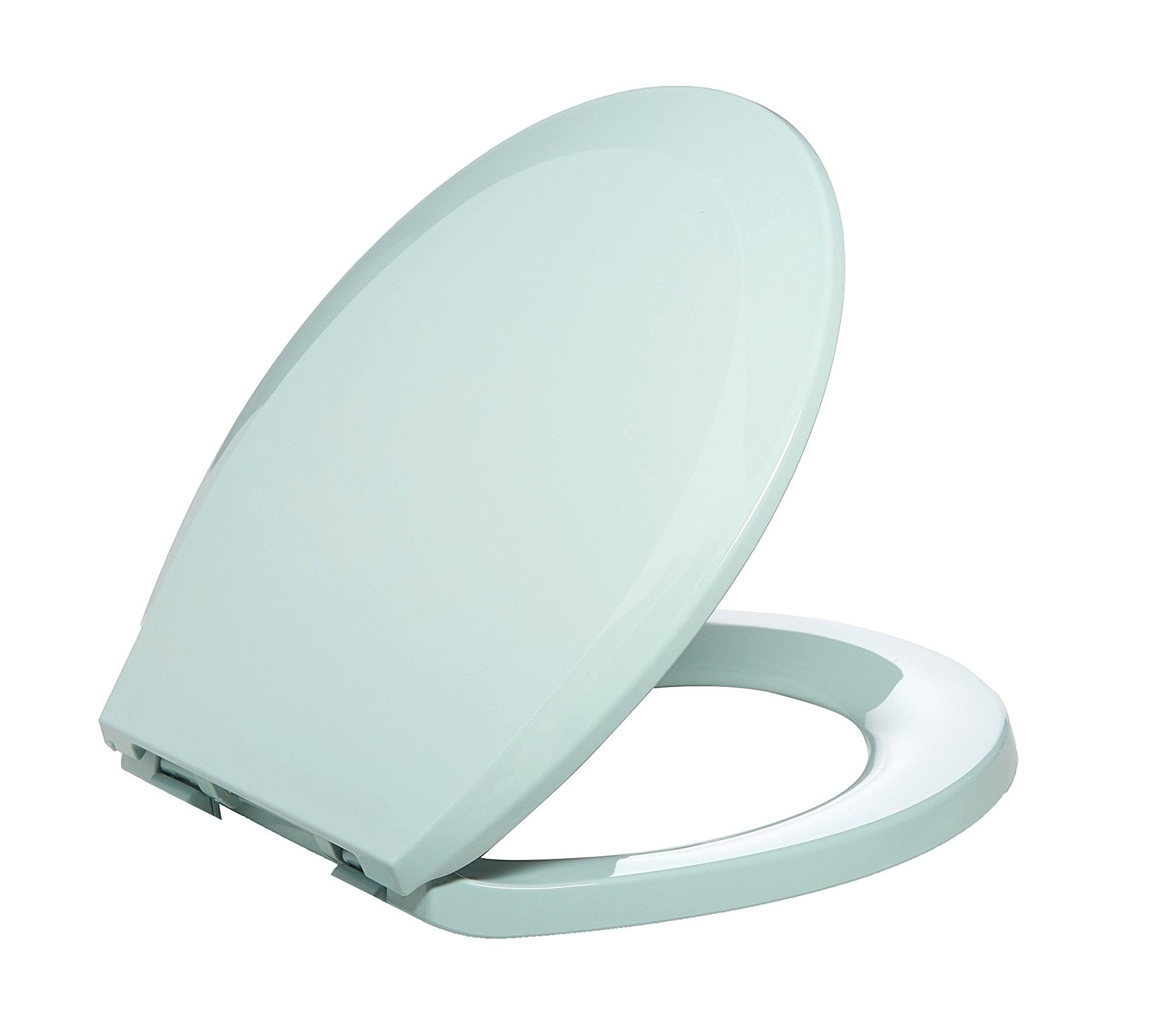 AAI European Easy Move Plastic Wall Hung Toilet Commode Seat Cover, Standard, Green (B07CHVBMYQ) Amazon Price History, Amazon Price Tracker
