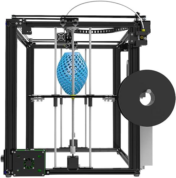 Impresoras 3D Cubo de Metal 3D Impresora de Escritorio Prusa i3 De ...