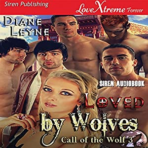 Loved by Wolves Audiobook