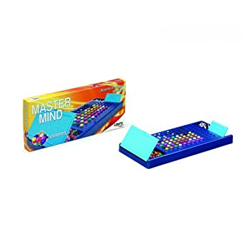 Unbekannt Cayro 946180 - Master Mind Spiel mit Farben: Amazon.de ...