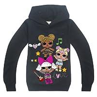 Dgfstm Teen Girls Long Sleeve Hoodies Inspired Sweatshirt T Shirts