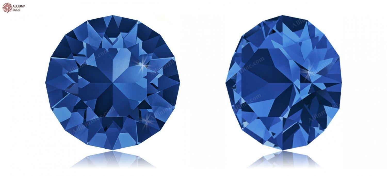SS19 (4.40  4.60 mm) Swarovski Crystals 1170731 Round Stones 1088 SS 34 CAPRI blueE F, 144 Pieces