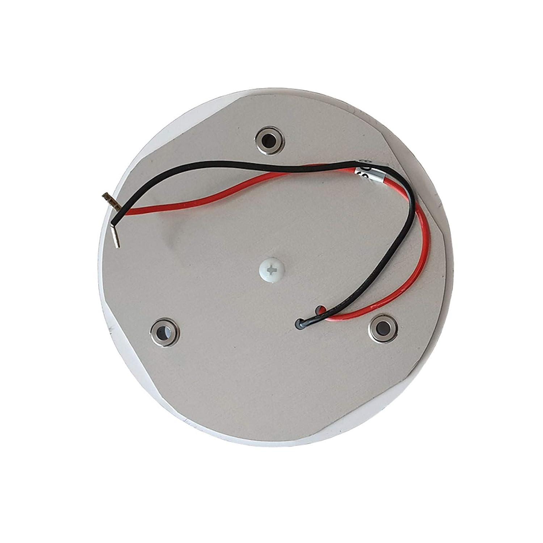 Marvix LED-Licht 12 V 24 V dimmbar Tag Nacht Touch Schalter 100 mm Spot Wohnwagen Boot