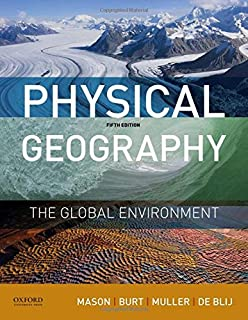 Physical geography a self teaching guide michael craghan physical geography the global environment fandeluxe Images