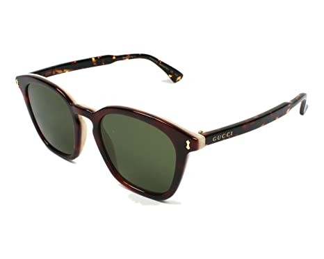 e0d35d7fd91f7 Image Unavailable. Image not available for. Color  Sunglasses Gucci GG 0125  S- 003 003 AVANA   GREEN ...