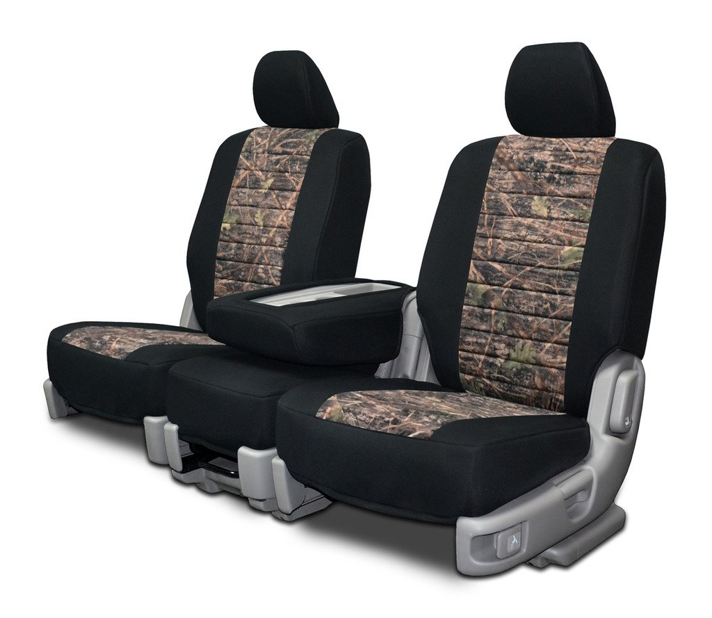Neoprene Seat Covers Camo Velcromag