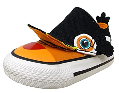 a80f47244916ae Amazon.com  Converse Kids Boys  Chuck Taylor All Star No Problem Ox (Infant  Toddler)