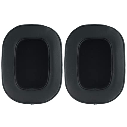 Amazon com: Luxuray Replacement Leather or Velvet Earpad Ear Cushion