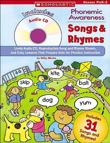 Phonemic Awareness Songs & - Phonemic Awareness Rhymes