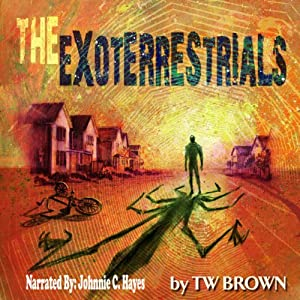 The Exoterrestrials Audiobook