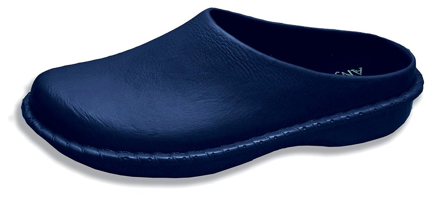 Anywear ANYWEARLX Adult's DBL Anywhere Clog Navy 3X-Large M (Women's 12-13 US / Men's 10-11 US)
