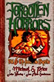 Forgotten Horrors Vol. 6: up from the Depths, Michael Price and Jan Henderson, 1481167820