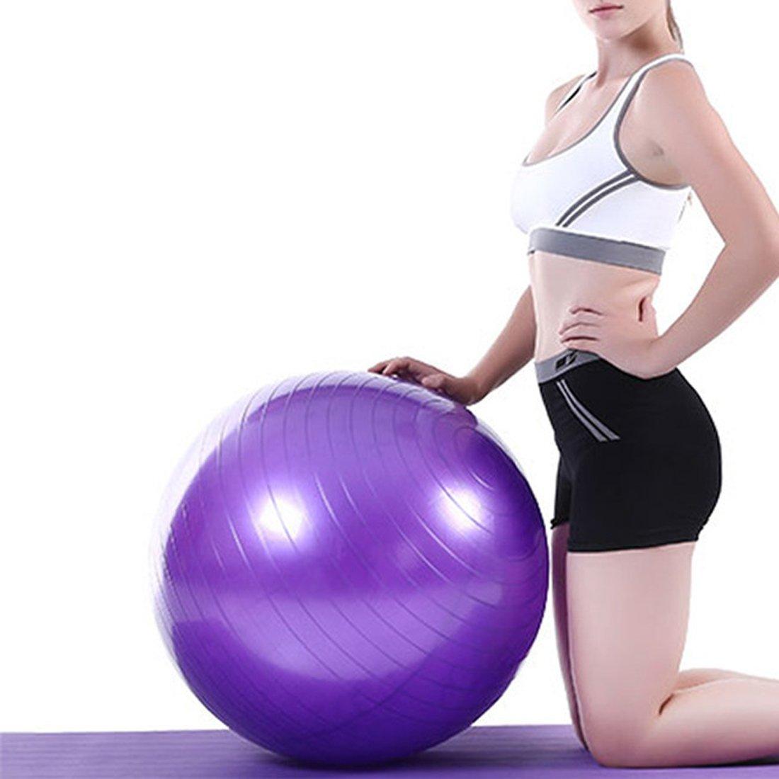 ZENUTA Balón de yoga balón de pilates de PVC Balón gimnasia ...