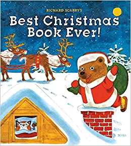 richard scarrys best christmas book ever richard scarry 9781402772184 amazoncom books - Best Christmas Books