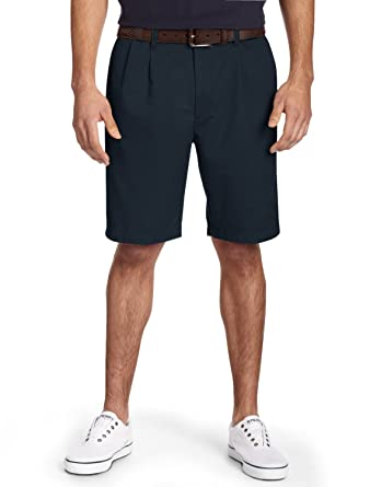 Dockers Men's Classic-Fit Big & Tall Double Pleat Short at Amazon ...