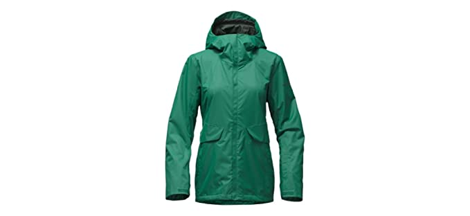 c1070ddcaa1 Image Unavailable. Image not available for. Colour  The North Face Women s Initiator  Thermoball Triclimate Jacket ...
