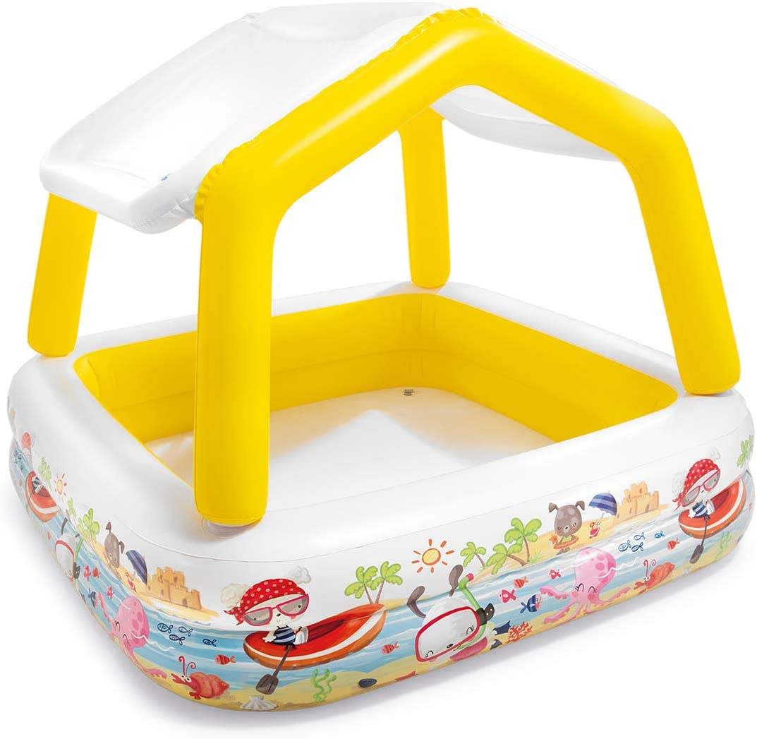 Intex Sun Shade Inflatable Pool