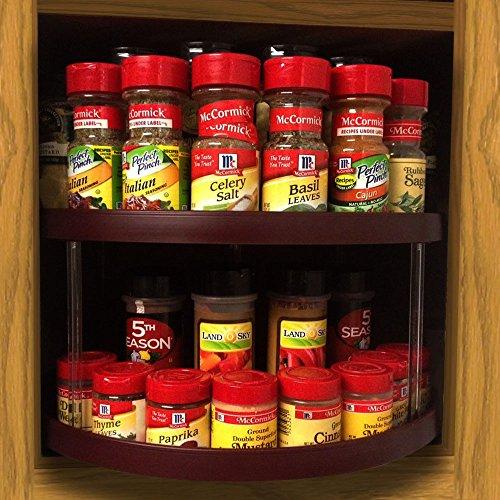 Bundle Stow N Spin Kitchen Cabinet Storage Organizer 1