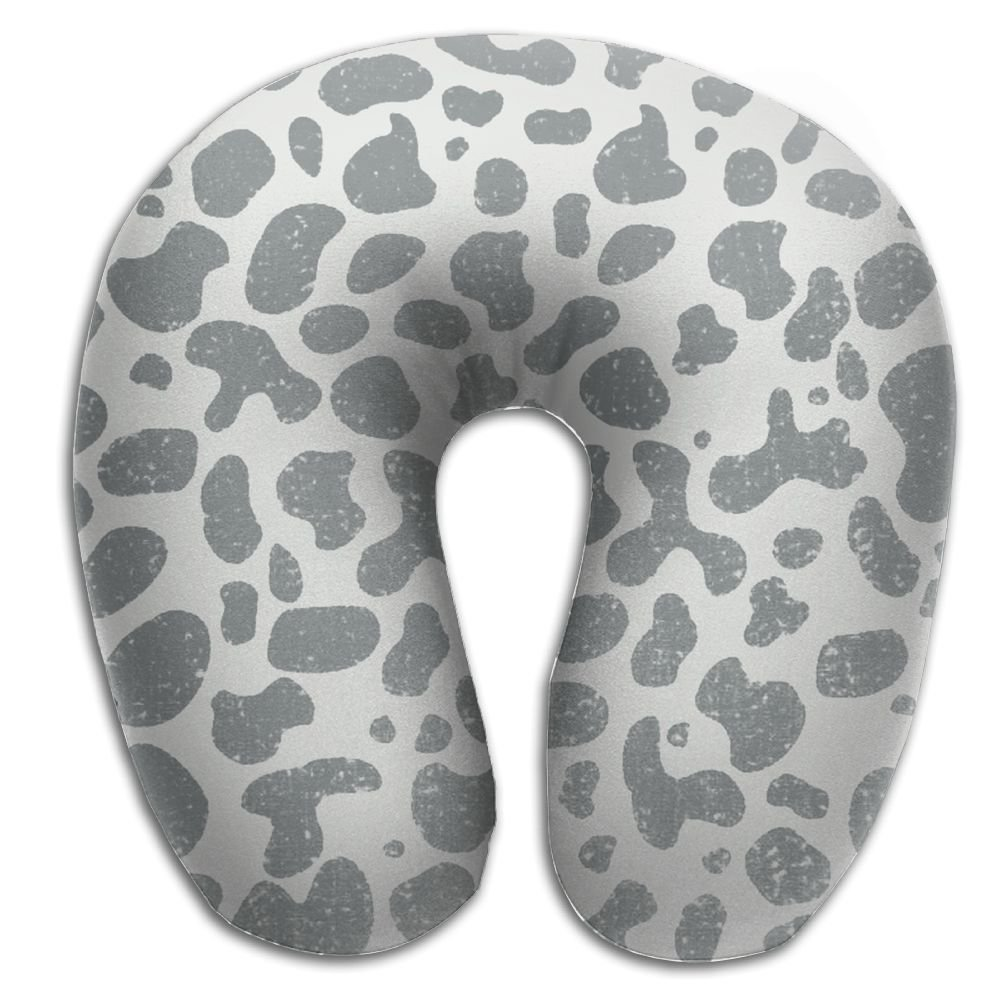 BOBIMU Animal Print Super Comfortable Travel Pillow Neck Pillow Relex Pillow With Resilient Material For Men/Women