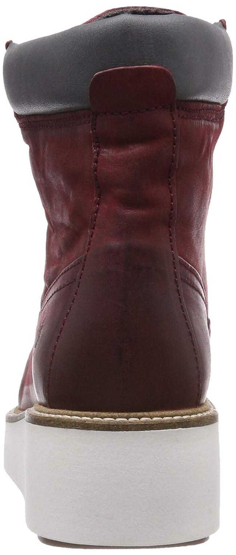 Apple of Eden Damen Cora Stiefeletten, Rot Rot Rot (Bordo 59) 4be721