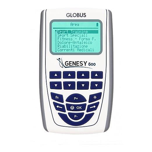 4 opinioni per globus genesy 600 elettrostimolatore