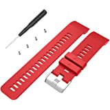 aczer-Y Compatible Replacement Band for Garmin Forerunner 35 Accessories Watchbands, 10 Color Replacement Watch Band…