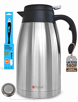 Pykal Heavy Duty Thermal Coffee Carafe