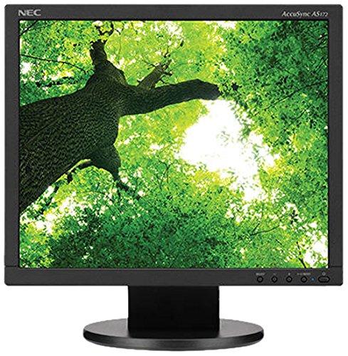 NEC Monitor AS172-BK 17-Inch Screen LCD Monitor