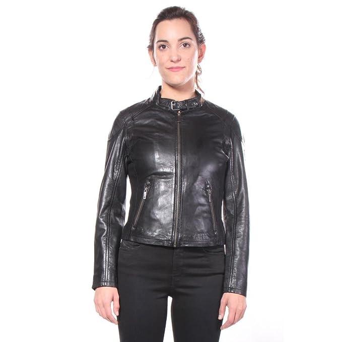 Amazon.com: Mauricio para mujer Sandy chamarra chaquetas ...