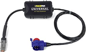 RacePak 23VMEFIUCAN Universal EFI Interface Module View/Record Up to 16 Data Cha