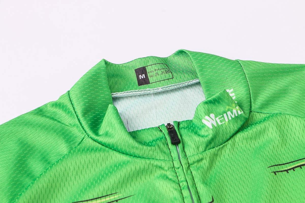 Mens Cycling Jersey Shirt Short Sleeve Bike Jersey Riding Tops Outdoor MTB Cycling Clothing