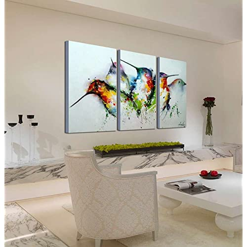 Colorful artwork for wall Contemporary wall art for living room