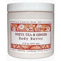White Tea & Ginger Body Butter