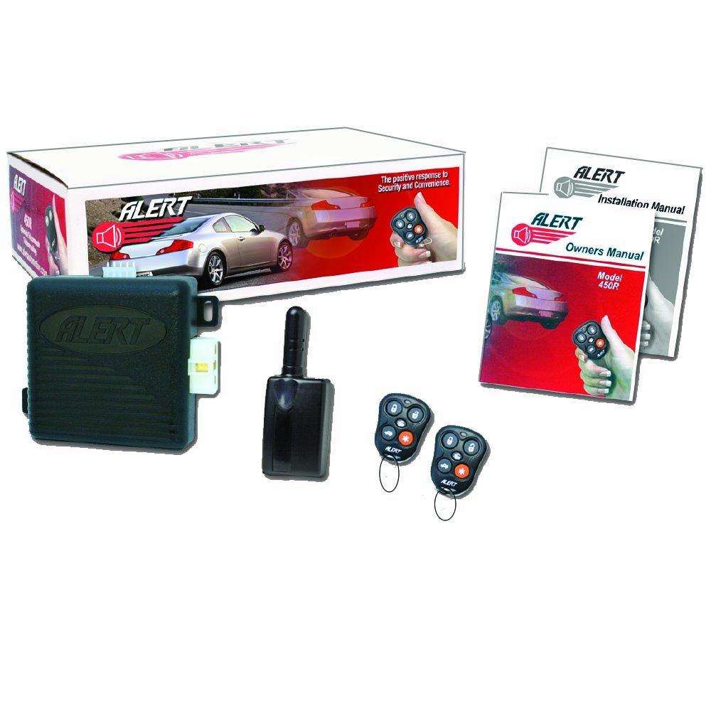 Amazon.com: Alert 450R Remote Vehicle Starter (1000-Foot Range): Automotive