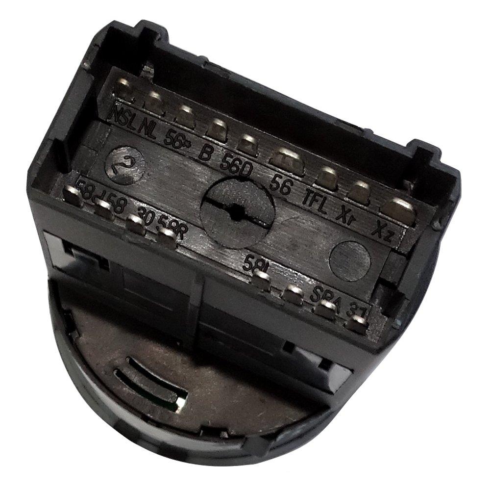 Commodo Schalter Scheinwerfer Lichtschalter konform 1C0941531A C16210 Aerzetix