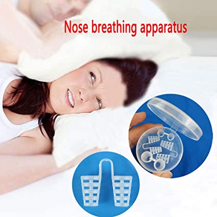 Amazon.com: ZZYYZZ Cojín de masaje Anti-snoring Device ...