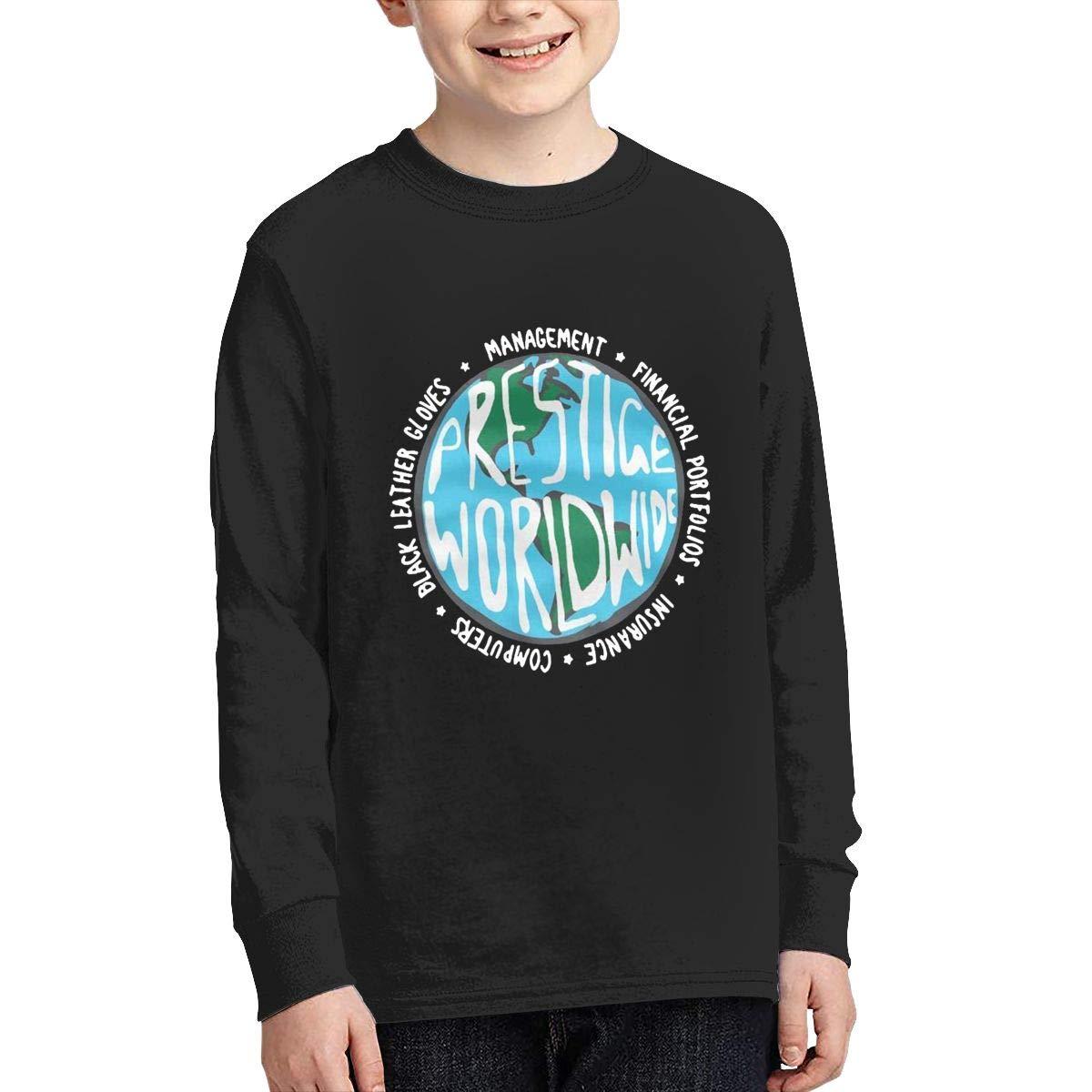 Onlybabycare Prestige Worldwide Big Boys Moisture Pullover Sweatshirt Graphic Shirt