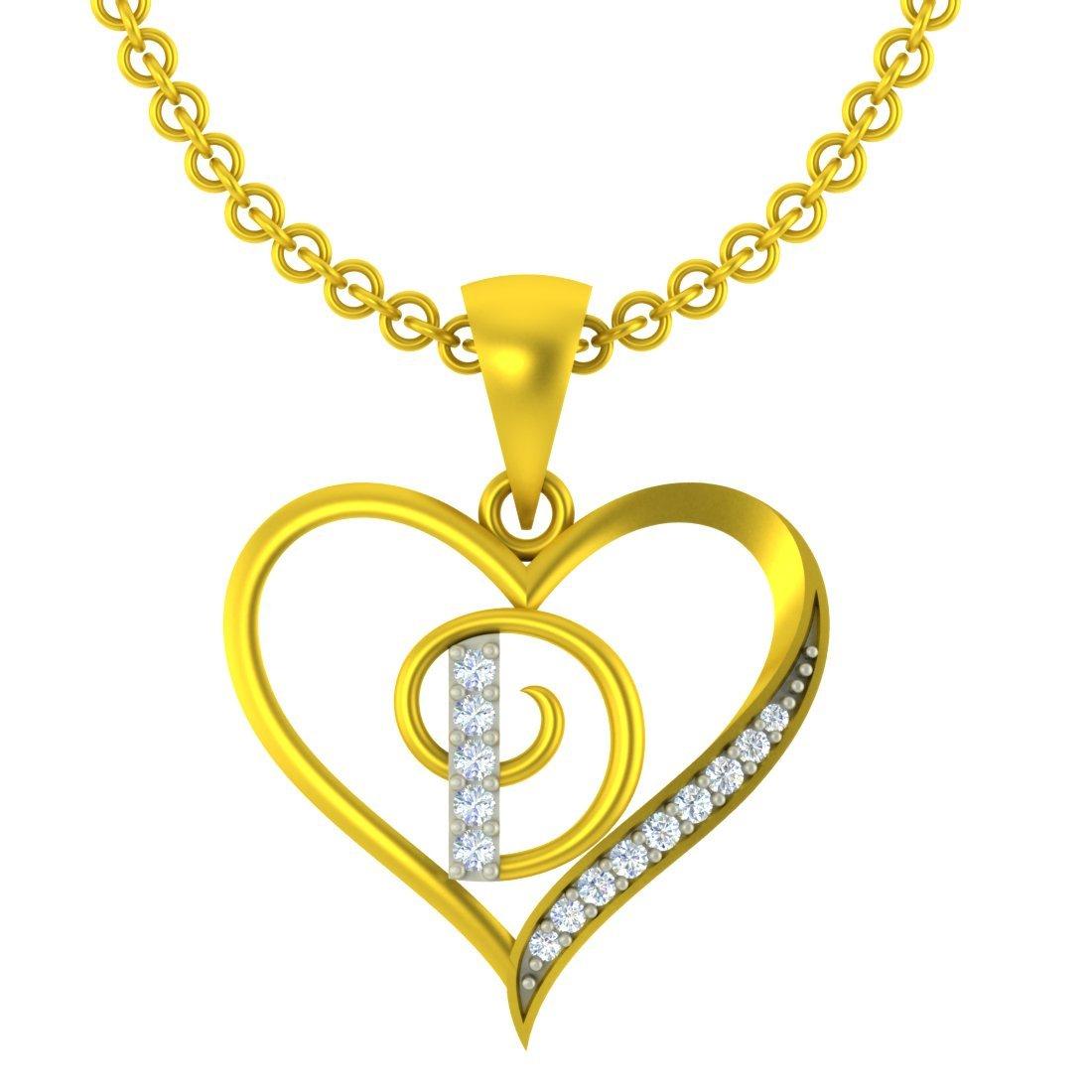 243529126772f Buy Kanak Jewels Yellow Gold Brass Letter